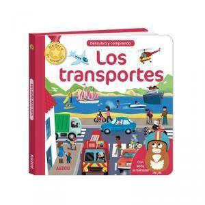 DESCUBRO Y COMPRENDO, LOS TRANSPORTES
