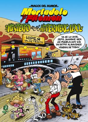 MISTERIO EN EL HIPERMERCADO