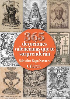 365 DEVOCIONES VALENCIANAS QUE TE SORPRENDERÁN