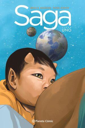 SAGA (INTEGRAL) Nº01