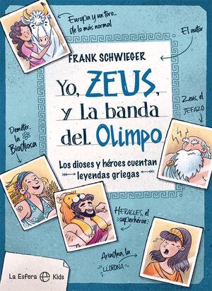 YO ZEUS Y LA BANDA DEL OLIMPO