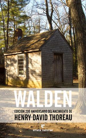 WALDEN - EDICION 200 ANIVERSARIO
