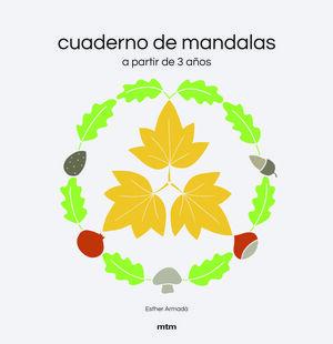 CUADERNO DE MANDALAS A PARTIR DE 3 AÑOS