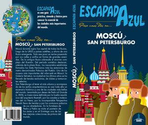 MOSCÚ Y SAN PETERSBURGO ESCAPADA