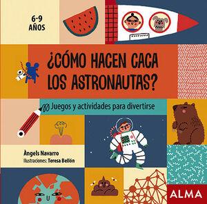 ¿COMO HACEN CACA LOS ASTRONAUTAS