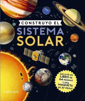 CONSTRUYO SISTEMA SOLAR