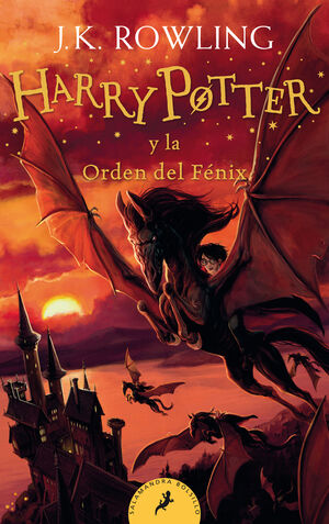 HARRY POTTER Y LA ORDEN DEL FENIX (HARRY POTTER 5)