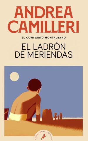 EL LADRON DE MERIENDAS (COMISARIO MONTALBANO 3)
