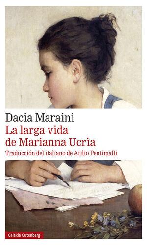 LA LARGA VIDA DE MARIANNA UCRIA- 2020