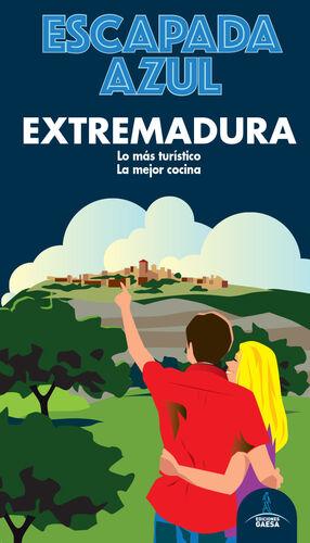 EXTREMADURA ESCAPADA AZUL