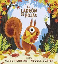 EL LADRON DE HOJAS