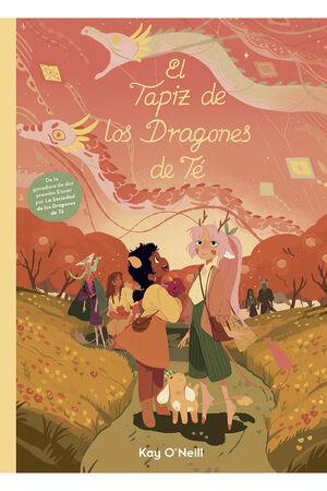 EL TAPIZ DE LOS DRAGONES DEL TE