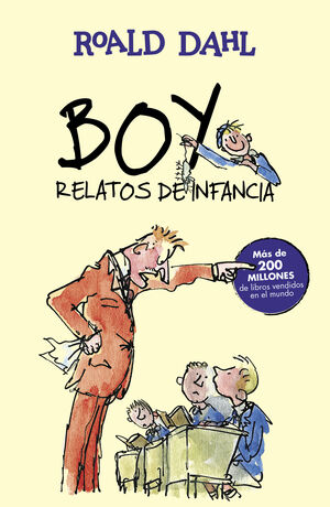 BOY. RELATOS DE LA INFANCIA (B