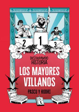 LOS MAYORES VILLANOS