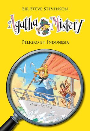 AGATHA MISTERY 25. PELIGRO EN INDONESIA