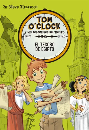 TOM O'CLOCK 5. EL TESORO DE EGIPTO
