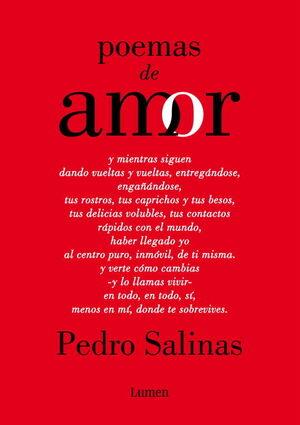 POEMAS DE AMOR  ( PEDRO SALINAS )