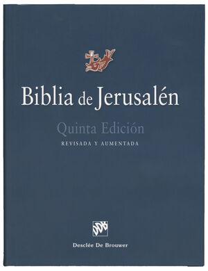 BIBLIA DE JERUSALÉN