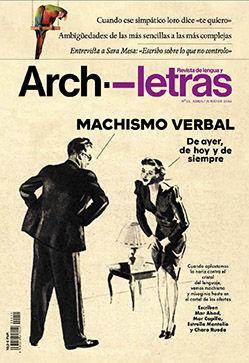 REVISTA ARCH-LETRAS