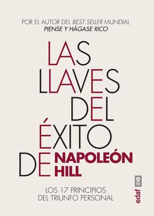 LLAVES DEL EXITO DE NAPOLEON HILL,LAS