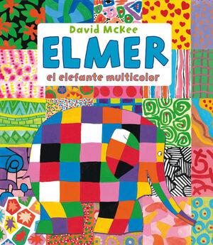 ELMER, EL ELEFANTE MULTICOLOR