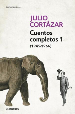 CUENTOS COMPLETOS 1 - CORTAZAR