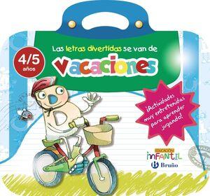 VACACIONES LETRAS DIVE 4