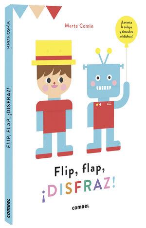 FLIP, FLAP, IDISFRAZ!