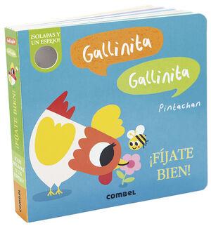 GALLINITA, GALLINITA. IFIJATE BIEN!