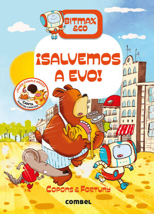 ¡SALVEMOS A EVO!