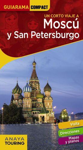 MOSCÚ - SAN PETERSBURGO