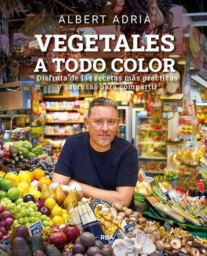 VEGETALES A TODO COLOR