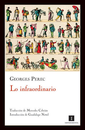 LO INFRAORDINARIO / IMPEDIMENTA-UDL